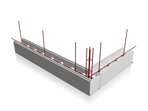 Технология строительства термодома, технология строительства из термоблоков