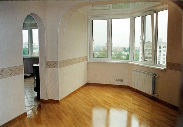 Ремонт квартир, офисов, домов под ключ