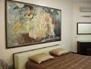 Дизайн интерьера, дизайн квартир, дизайн комнаты, декоративная штукатурка стен, венецианская штукатурка