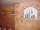 Дизайн интерьера, дизайн квартир, дизайн комнаты, декоративная штукатурка стен, венецианская штукатурка.