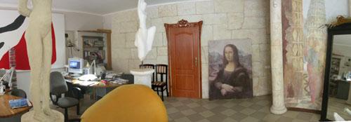 дизайн квартир, дизайн комнаты, декоративная штукатурка стен