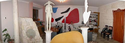 дизайн квартир, дизайн квартиры, декоративная штукатурка стен