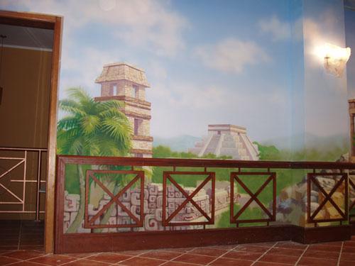 Фрески, живопись, настенная роспись, художественная роспись