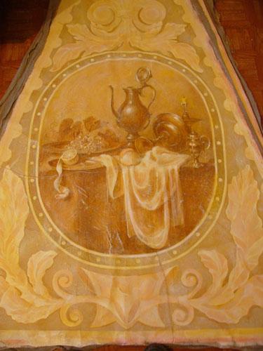 настенная роспись, художественная роспись, роспись стен фресками