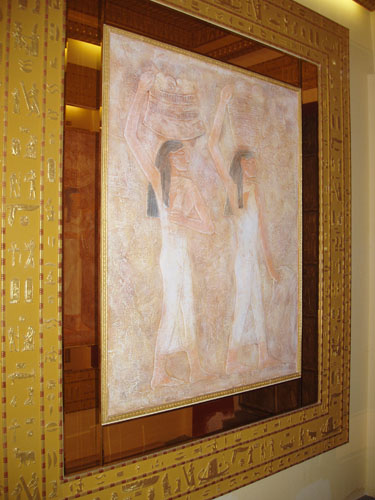 настенная роспись, художественная роспись, живопись, роспись стен фресками