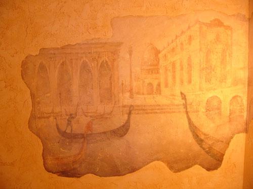 Фрески на стену, настенная живопись, роспись стен фресками