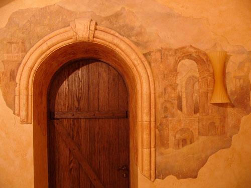 Фрески, живопись, роспись стен фресками , реставрация фресок, изготовление фресок