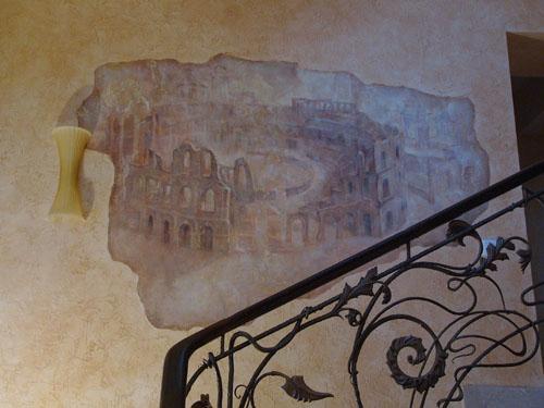 Фрески, живопись, роспись стен, роспись интерьера, роспись потолков,
