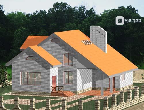Дизайн проект будинку будівництво