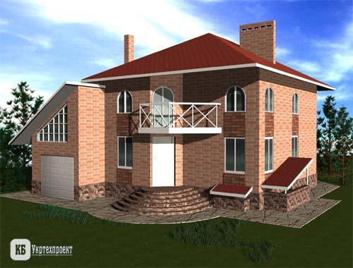 Проекти будинків будівництво