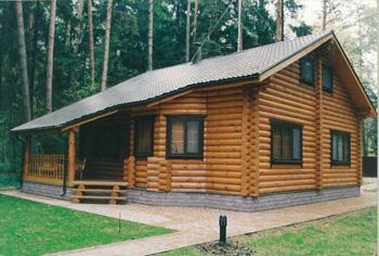 Дом строительство деревянного дома