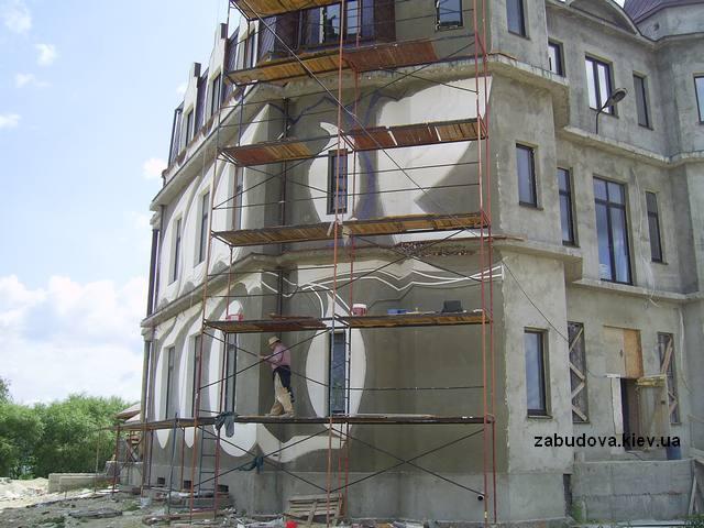 Котеджі – будівництво котеджів під