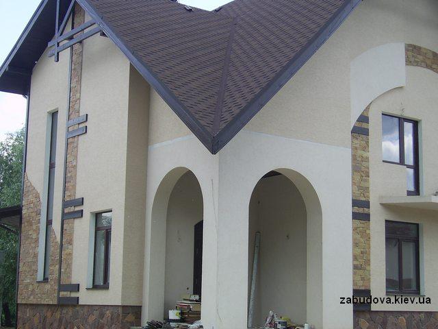 Фасадные работы, утепление фасада, ремонт фасада, штукатурка