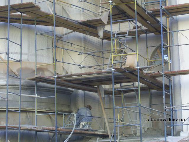 Фасадные работы - отделка фасадов, монтаж и ремонт фасадов