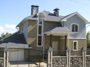 Малоэтажное строительство, коттеджей, загородных домов