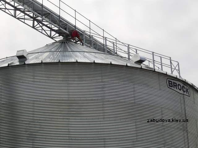 зернохранилище, зерносушилки, оборудование
