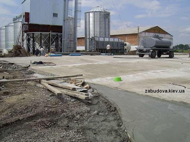 Строительство зернохранилища под ключ, киев