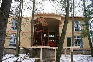 Дома канадский каркасный дом